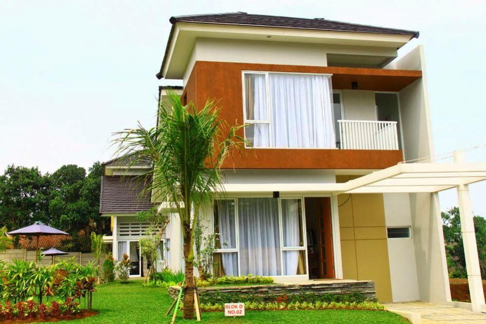 rumah minimalis 2 lantai type 90 ide buat rumah