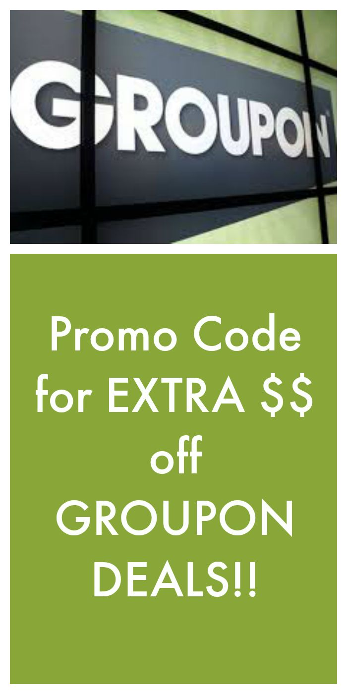 Groupon Promo Code Promo Codes Coupon Coding Groupon Codes