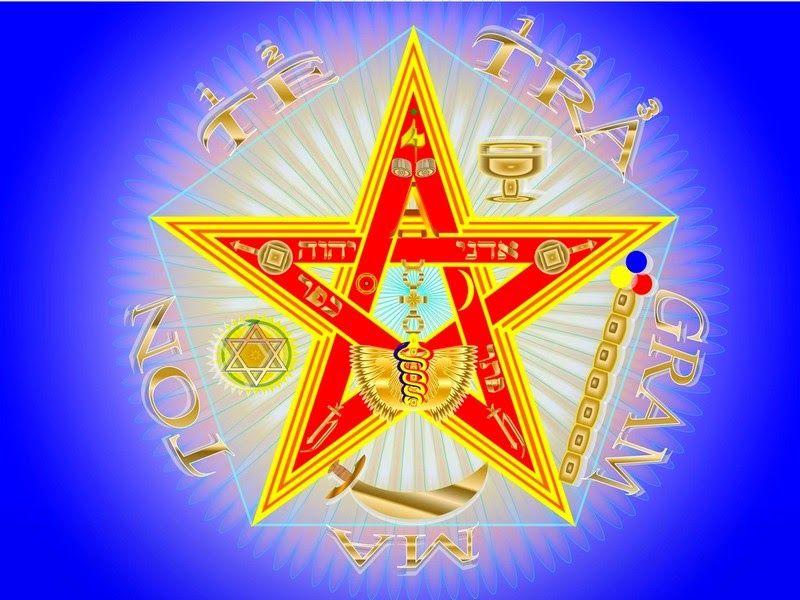Microcosmos Hombre Signo De La Omnipotencia Y Omnisciencia La Estrella Pentalfa Electrum Mántrico De Protecc Tetragramaton Símbolos Egipcios Símbolos Ocultos