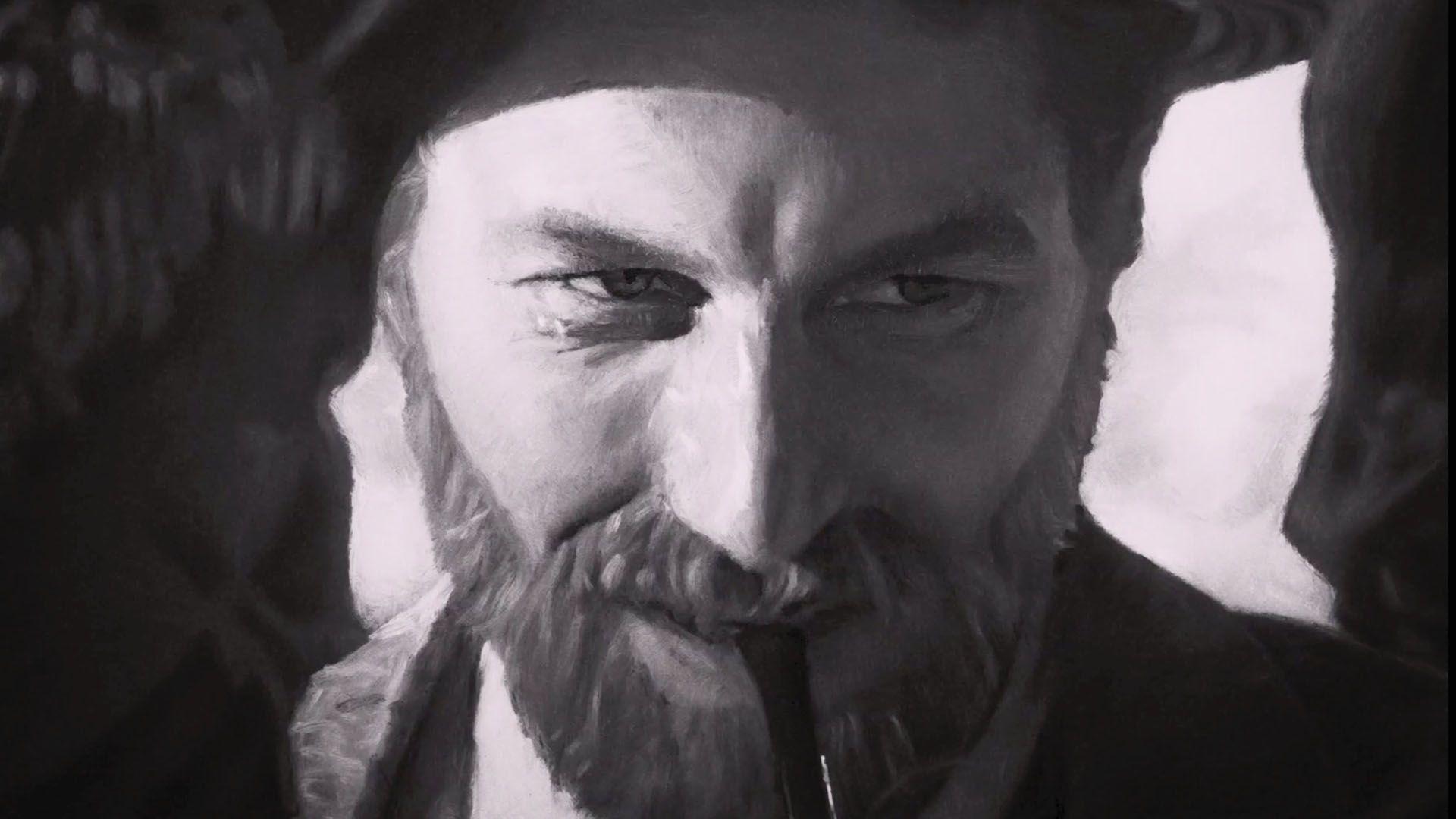 Com Amor, Van Gogh (Loving, Vincent) Resenha Van gogh
