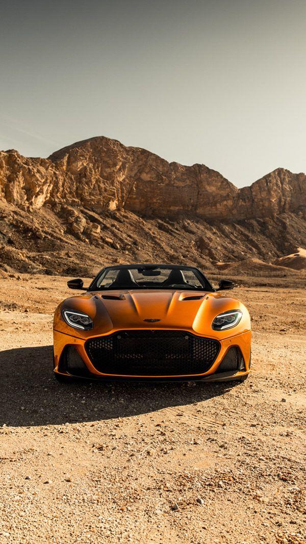 Aston Martin Dbs Superleggera Volante On Behance Aston Martin Dbs Superleggera Aston Martin
