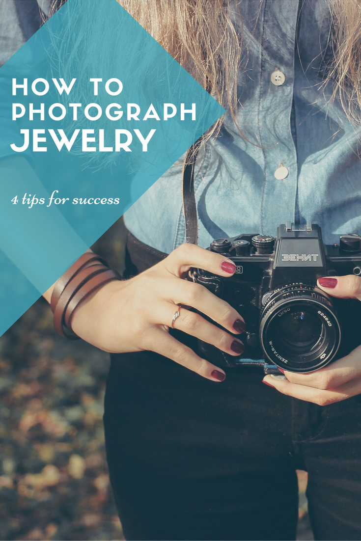 Great tips from the Etsy blog on how to photograph jewelry