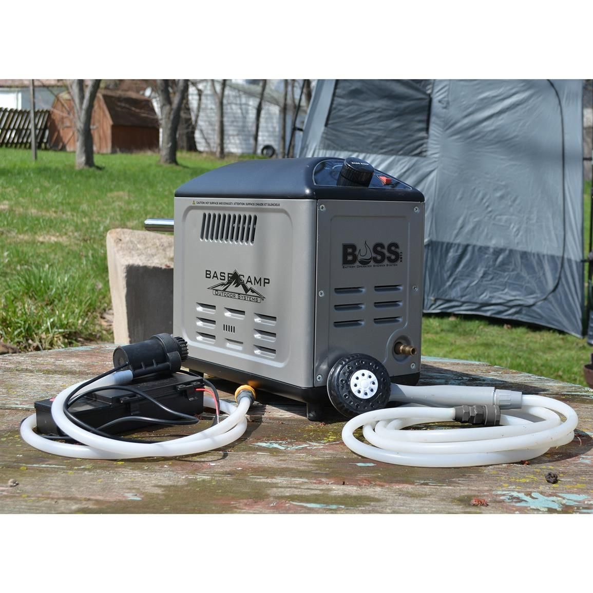 Ordinaire Mr. Heater Battery Operated Shower System
