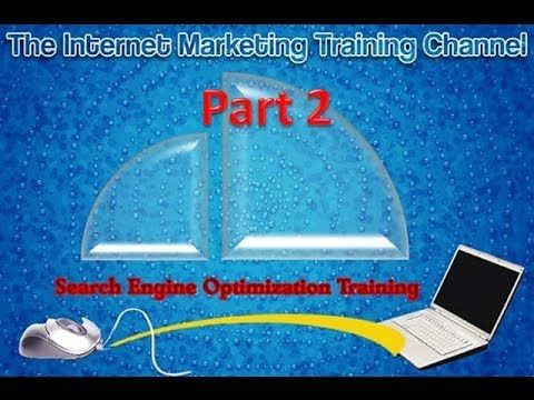 The Internet Marketing Training Channel Part 2 Video For This Webpage: http://imtrainingchannel.com/what-is-the-internet-marketing-training-channel