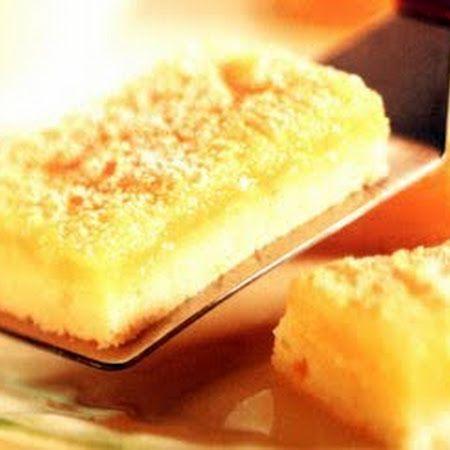 Lemon Almond Strips