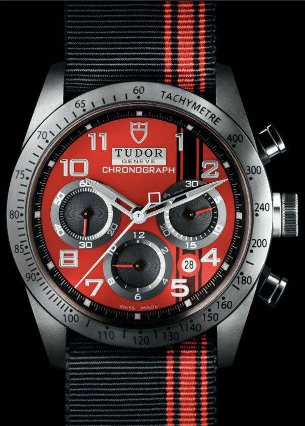 94d1055212dc Tudor Fastrider Watch For Ducati Motorcycles Reloj Del Mundo
