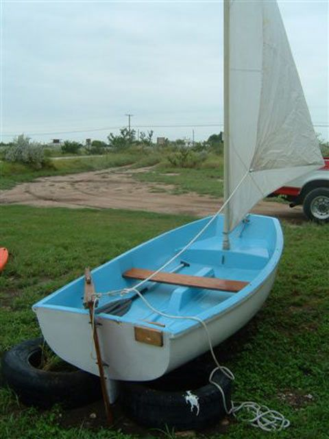 self bailing boat