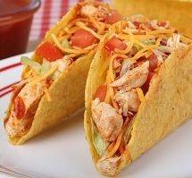 Receta de Tacos de Pollo