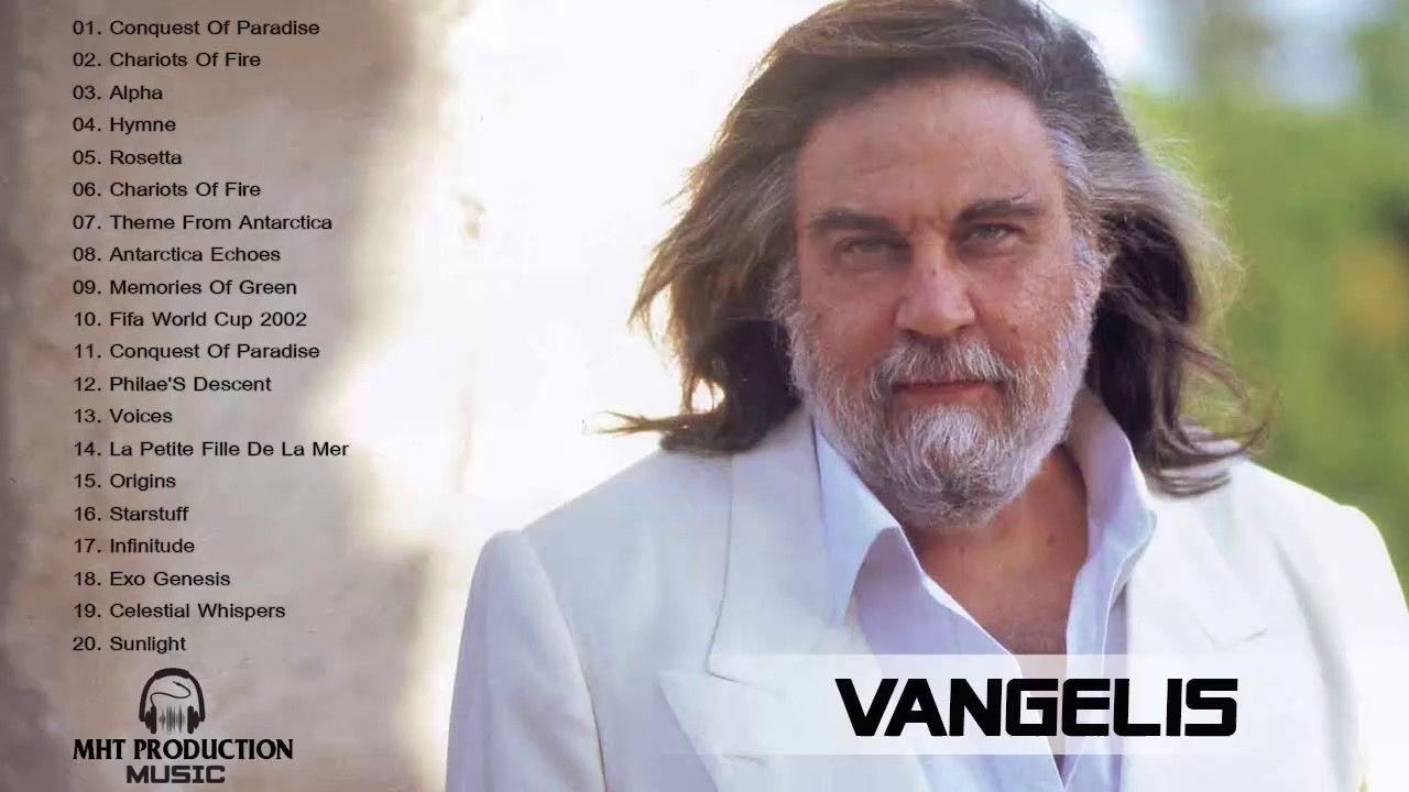 d7e044b548d Vangelis Greatest Hits - The Best Of Vangelis
