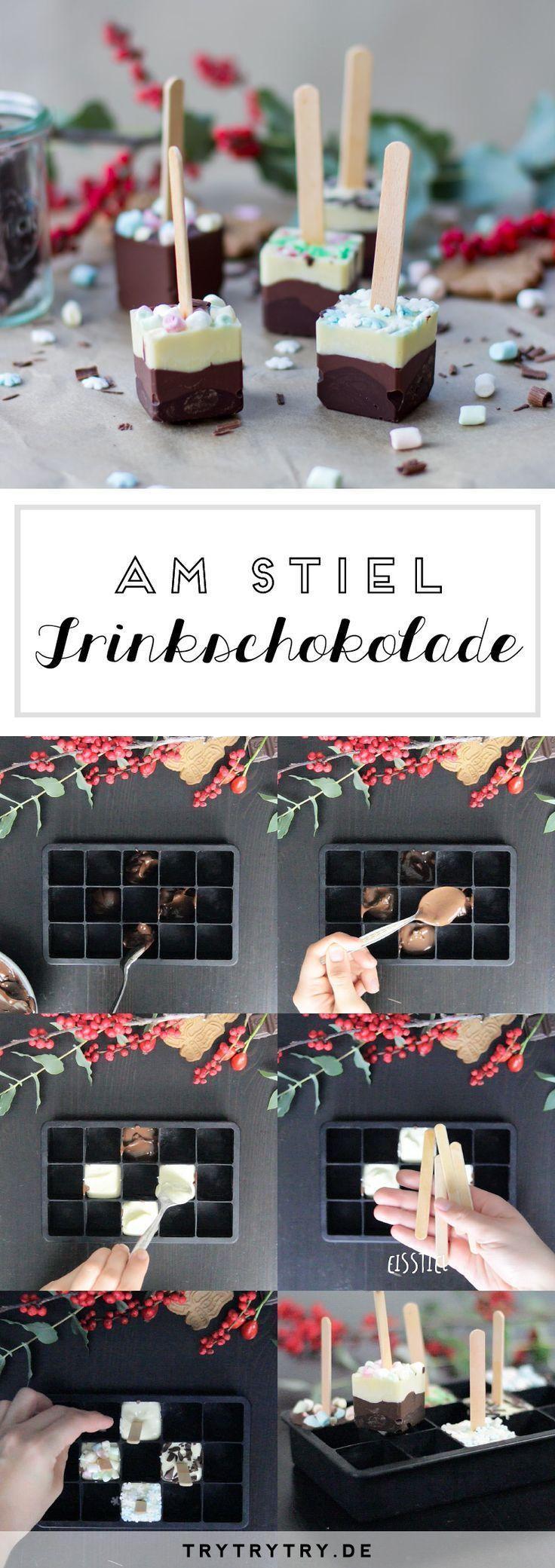 3 Naschereien zum Verschenken | Gebrannte Mandeln, Schneemann-Marshmallows...