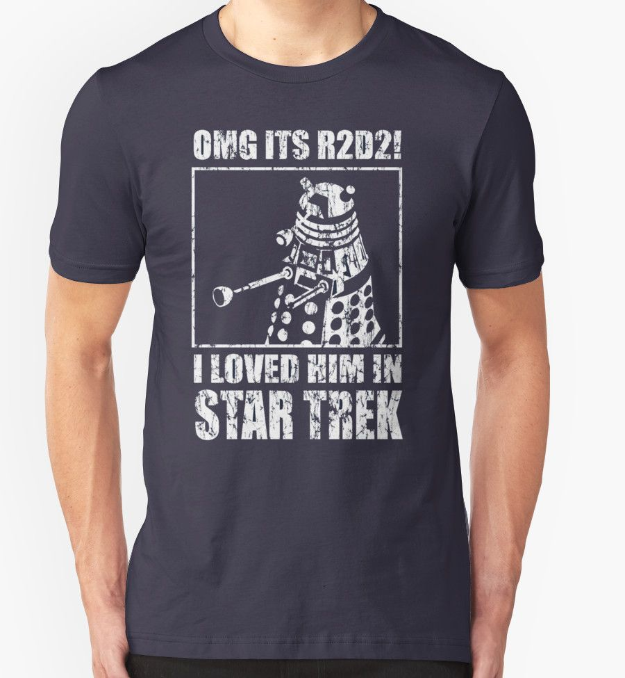 OMG its r2d2! I loved him in Star Trek! by Jeichel