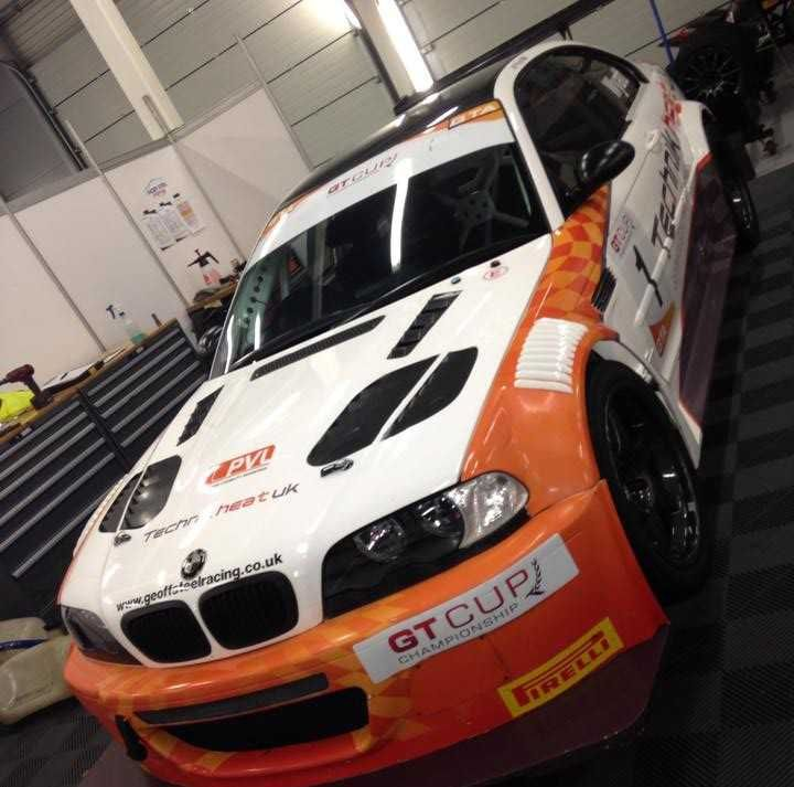 BMW E46 M3 GTR Dry weight 1140kg Highly tuned S54 engine Drenth