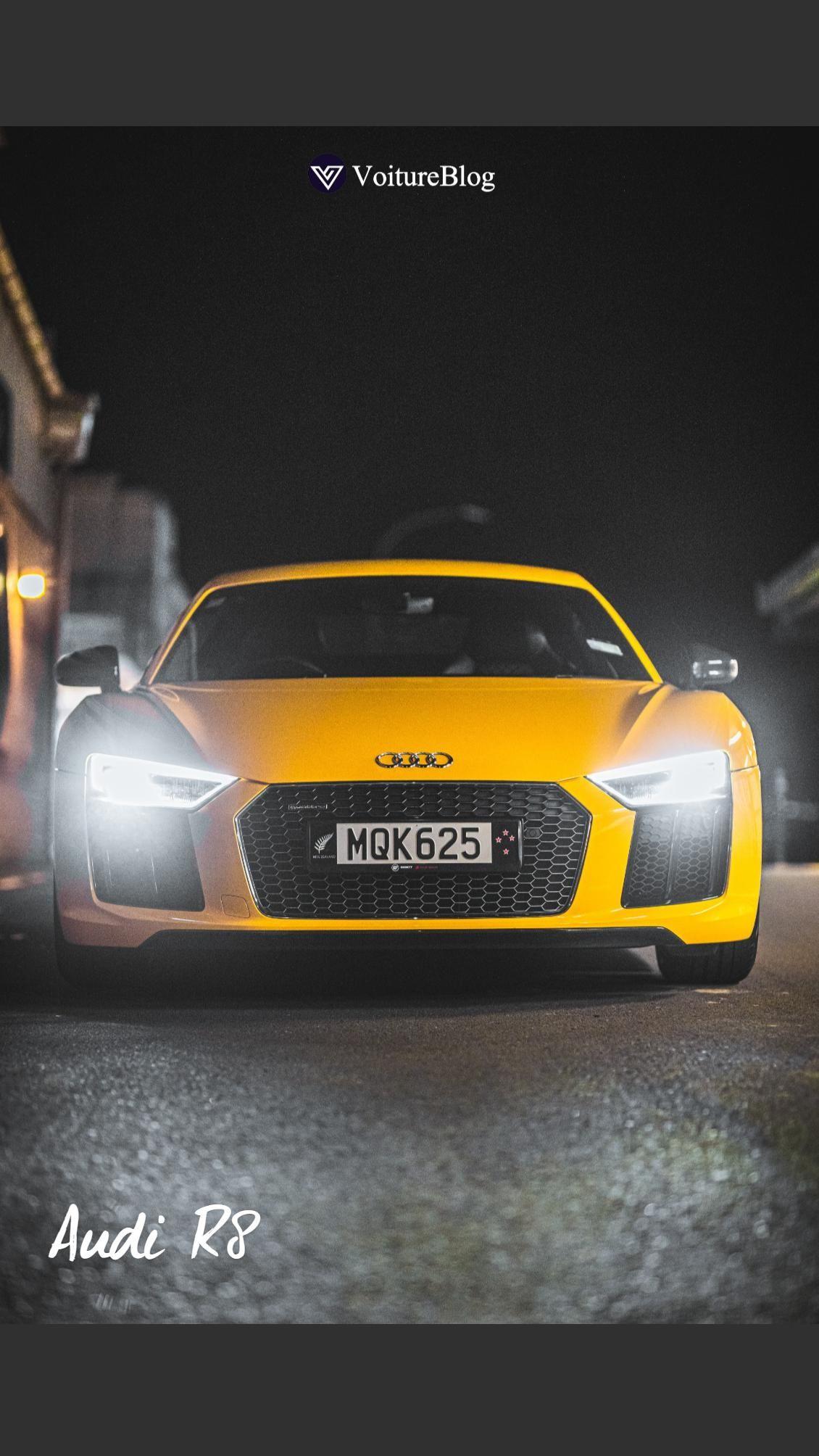 35+ astonishing Audi R8   Voiture Blog