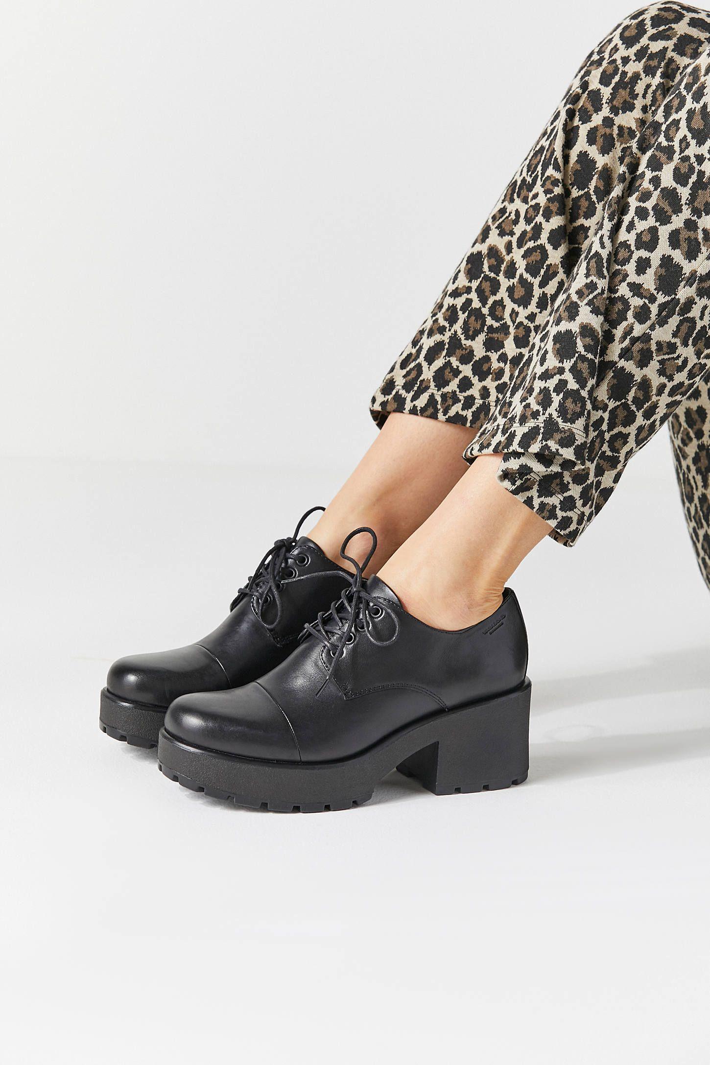 vagabond shoemakers dioon platform loafer