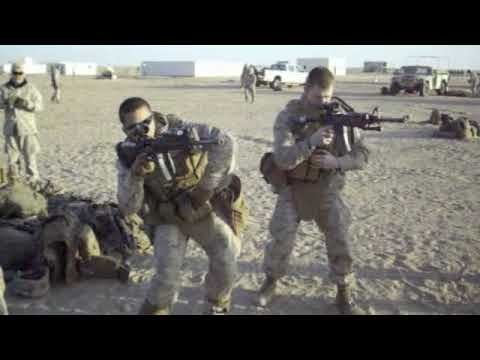 marine grunts speed reload competition 0311 vs 0331 youtube