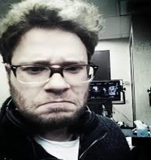 Seth #selfie #celebrityselfie #snl #Neighbors #FamilyGuy #PineappleExpress #Superbad #sethrogen