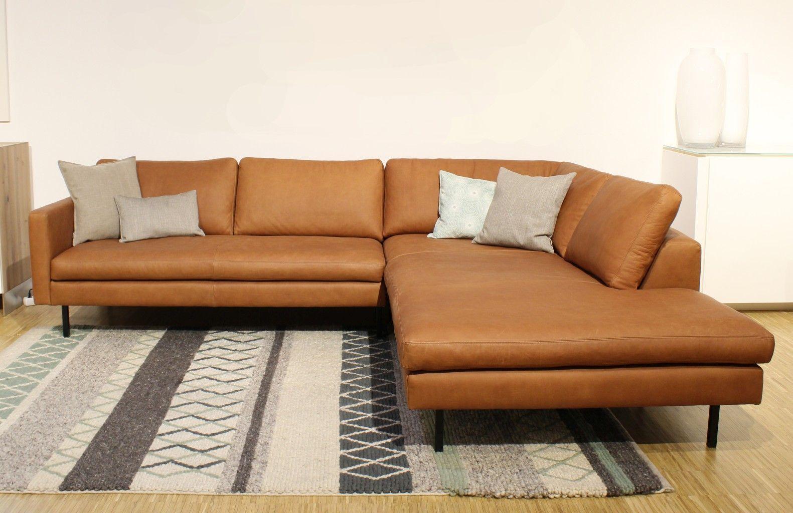 Tommy M Ecksofa Manhatten Leder Xooonbetaalbaardesign Couch Sofa Interior Furniture