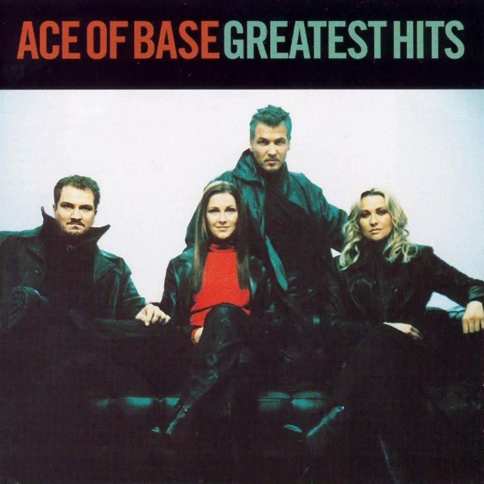 Best Of Album Ace Of Base Greatest Hits Music Album Cover