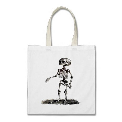 Child's Skeleton Bag