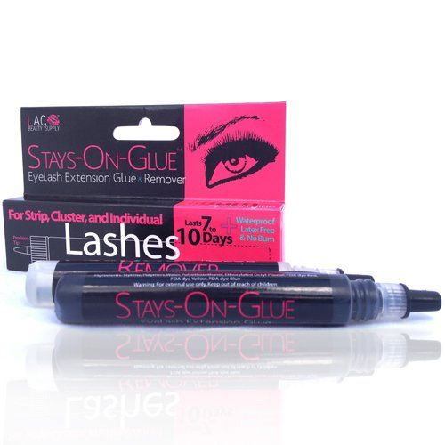 3fc762c8fe3 Best Eyelash Glue That Lasts For Weeks AND ITS WATERPROOF | Beauty ...