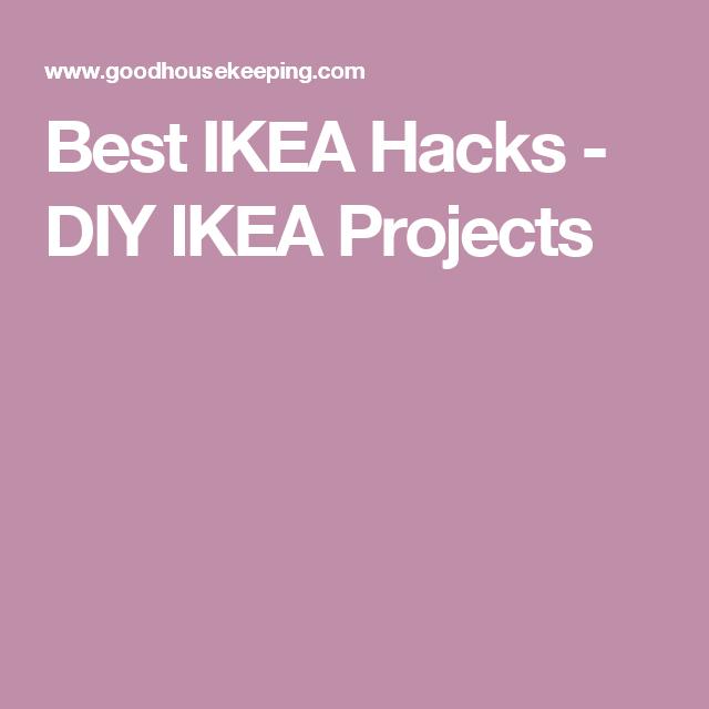 The 15 Best IKEA Hacks of All Time | Best ikea, Ikea hack ...