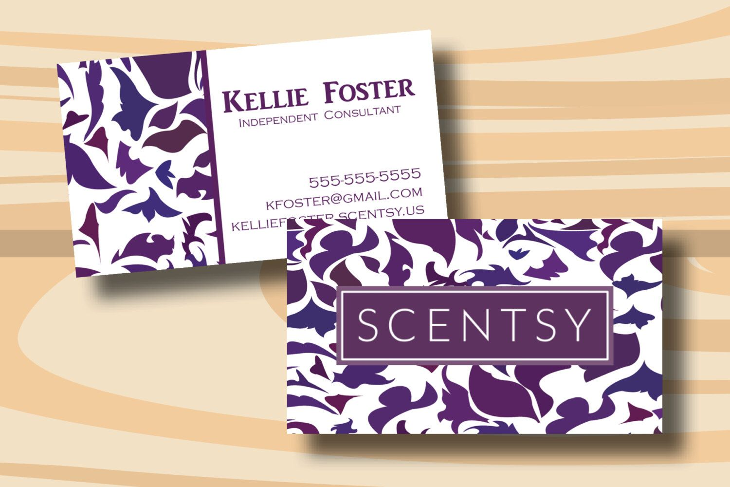 How To Make Your Own Scentsy Business Cards Image collections ...