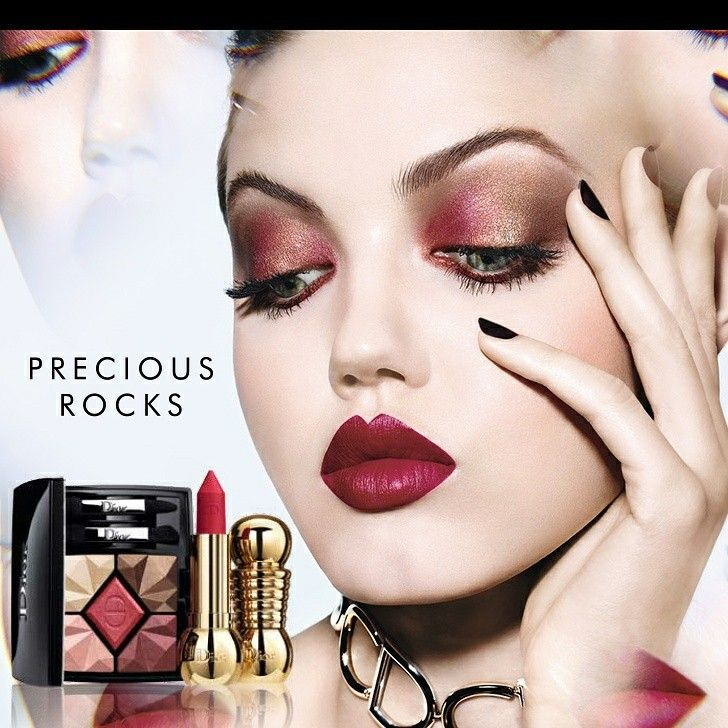 dior make up noel 2018 Pin by Maria Proietti on Fall / Winter 2017   2018 Makeup  dior make up noel 2018