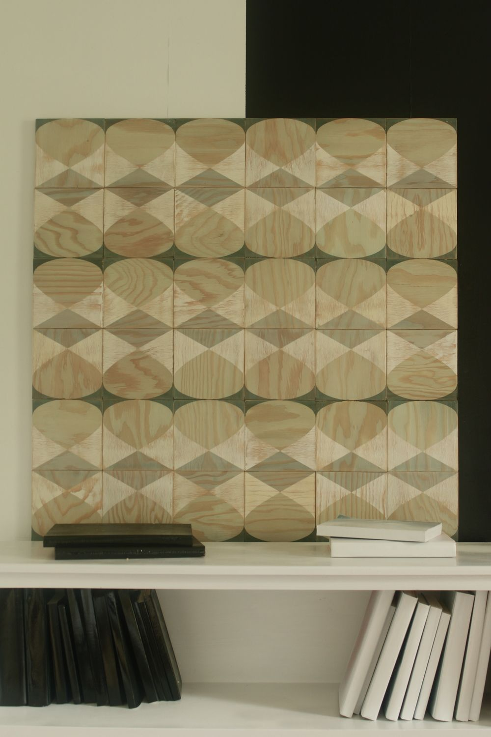 Moonish plywood tiles combine the geometries of traditional tiles moonish plywood tiles combine the geometries of traditional tiles with the texture and variations dailygadgetfo Images