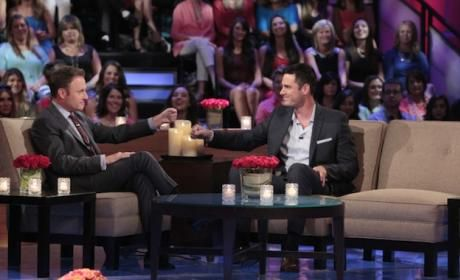 The Hollywood Gossip Bachelor Season Finale The Bachelor Season 20 Chris Harrison