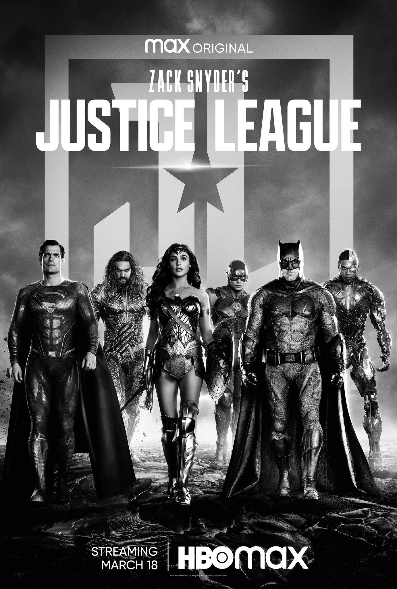 Zack Snyder S Justice League On Twitter In 2021 Justice League Dark Justice League Justice League Unlimited