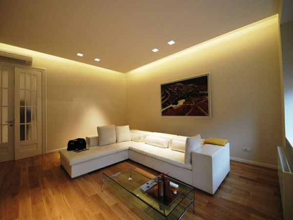 Zithoek living room nel 2019 abgehängte decke wohnzimmer ideen