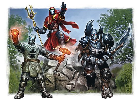 Warforged Group