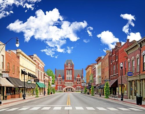 Usa Today Names Best Small Towns In America Scenic Drive Kentucky Bourbon Trail Kentucky Travel