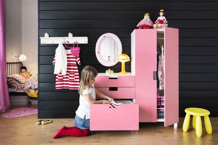 Te damos las claves para decorar una habitación infantil favoreciendo la autonomía de los niños.