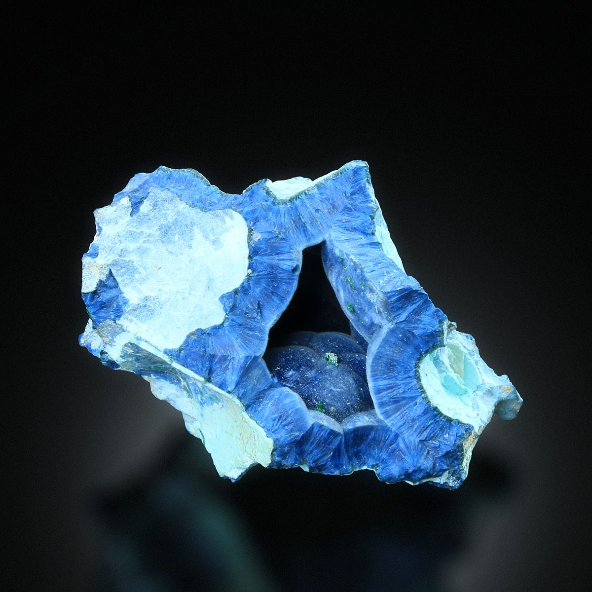 Shattuckite For Sale - e-Rocks Mineral Auctions