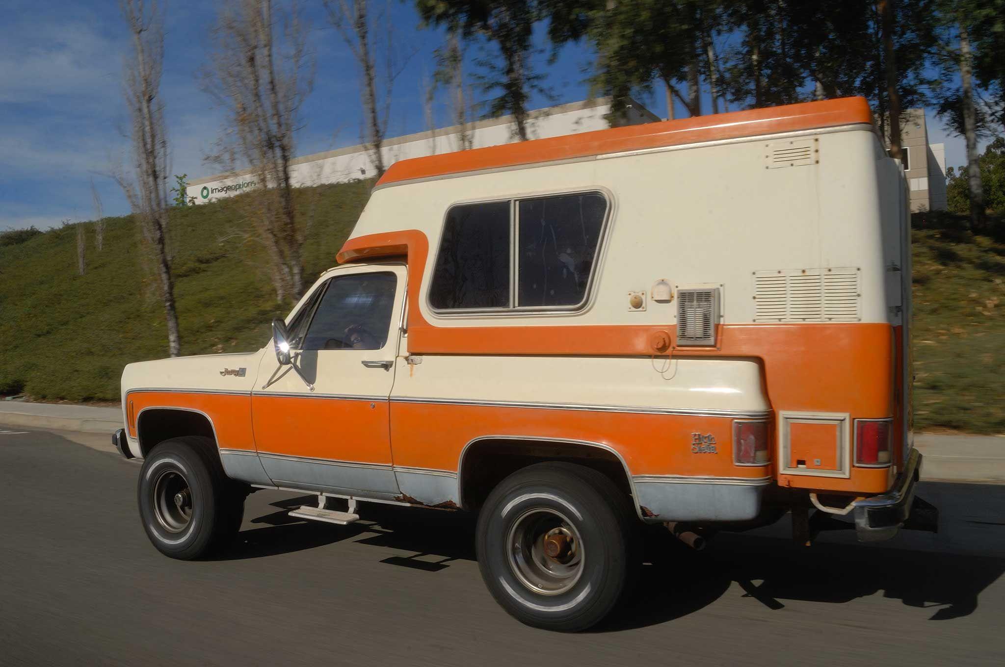 1976 Gmc Jimmy Casa Grande Gmc Sweet Ride Recreational Vehicles