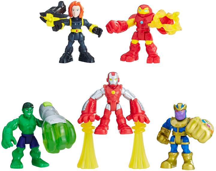 Playskool Heroes Marvel Super Hero Squad Jungle Squad Falcon