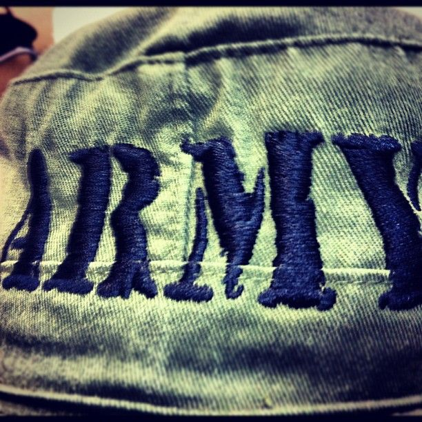 Vintage Army Fatigue Hat from Rothco
