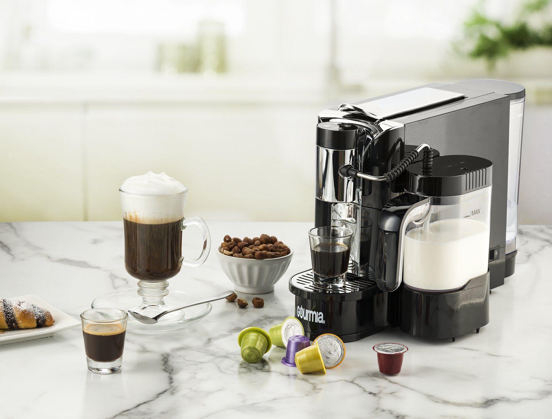 Gourmia GCM5500 1 Touch Automatic Espresso Cappuccino