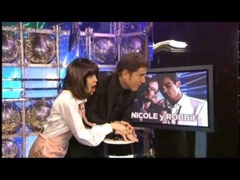'Tu cara me suena' - Angy y Manel versionan 'Something stupid' de Nicole Kidman y Robbie Williams