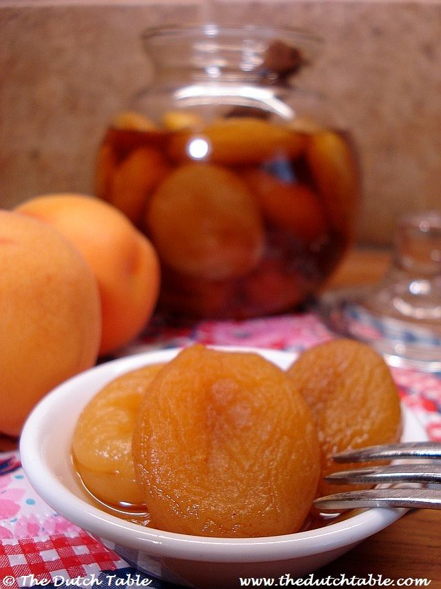 The dutch table boerenmeisjes dutch brandied apricots deetee discover hollands best kept secret its food the dutch table is the most extensive online resource for traditional dutch food recipes forumfinder Images