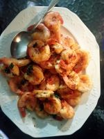 Fresh Prawns - A Good Year | A South African amateur wine drinker's tours and tasting notes…