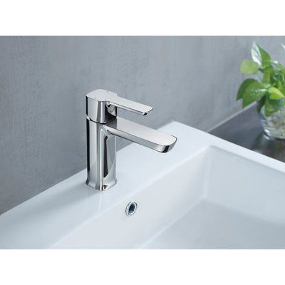 Photo of Delta Project-Pack Lavatory Single Hole Bathroom Faucet | Wayfair