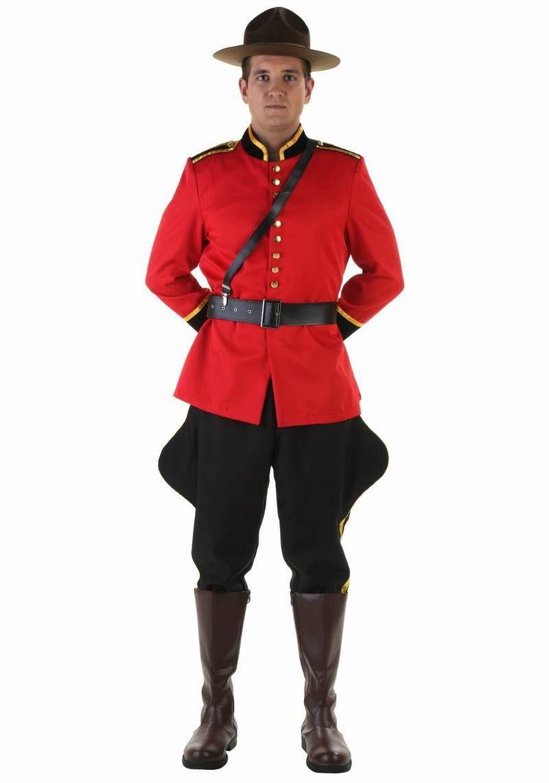 Canada-Traje de la Policia Montada  e340337b2dc