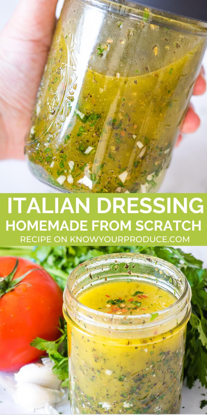 Photo of Italian Salad Dressing