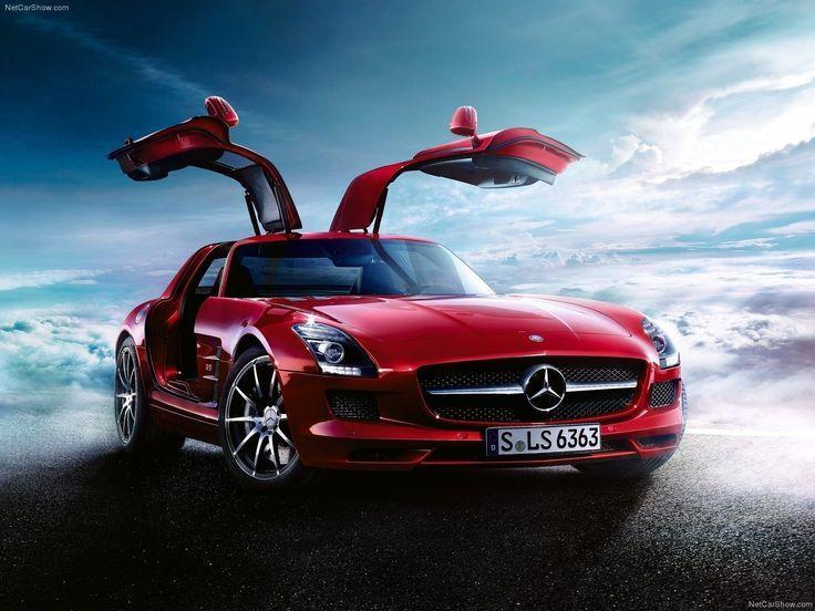 fond ecran Mercedes SL Mercedes sls