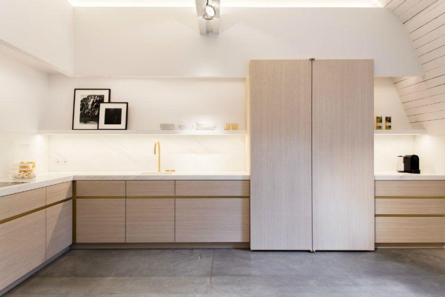 kitchen ambient lighting. Obumex Kitchen With Ambient Lighting