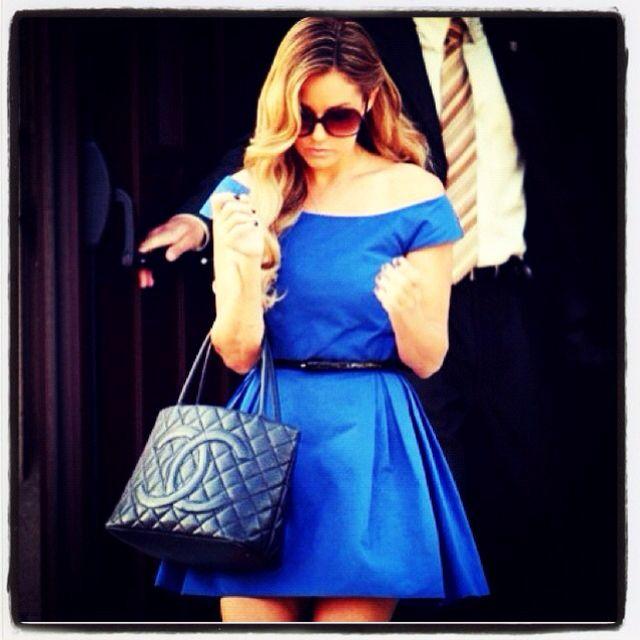 Love Lauren Conrad's dress & style