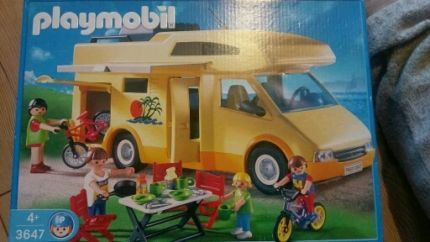 playmobil wohnmobil in baden w rttemberg efringen. Black Bedroom Furniture Sets. Home Design Ideas