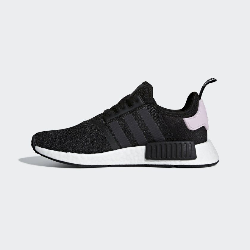 nmd_r1 shoes black womens